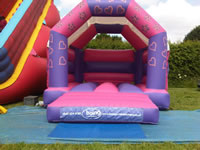bouncy castlesw worcester